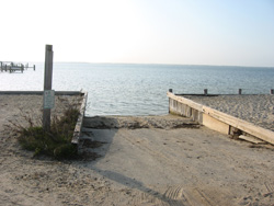 the lavallette Barnegat Bay boat launch