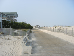 the lavallette boardwalk