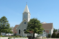 union church lavallette